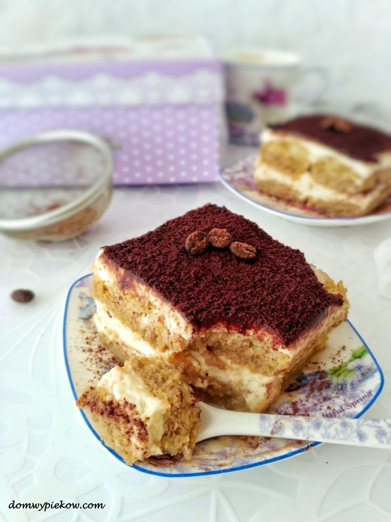 Tiramisu irish cream