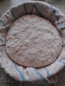 Chleb vermont na zakwasie