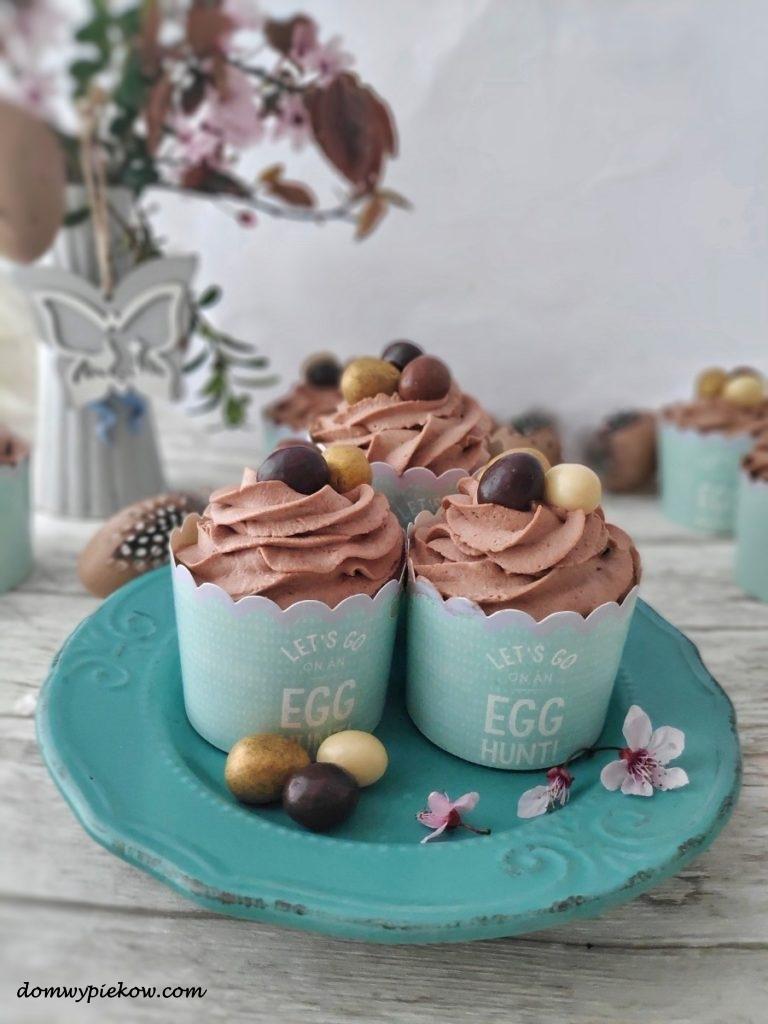 Muffinki jajeczka