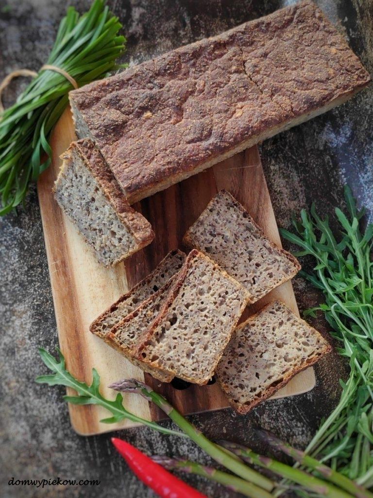 Chleb żytnio-pszenny Ilony