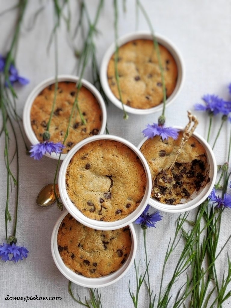 Ciasteczka w kubeczkach