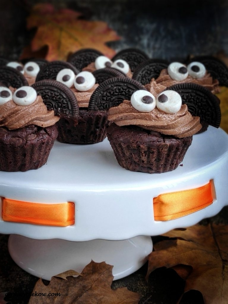 Muffinki nietoperze