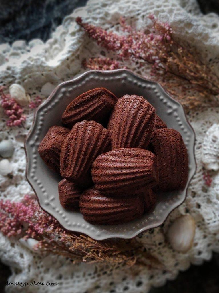 Czekoladowe magdalenki